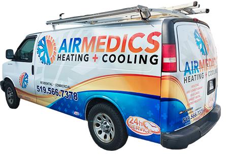 Windsor HVAC | AIRMEDICS Heating & Cooling